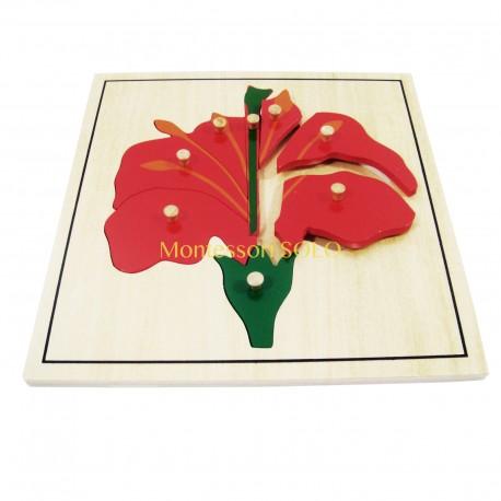 Puzzle - Kwiat