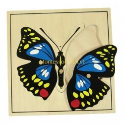 Puzzle - Motyl