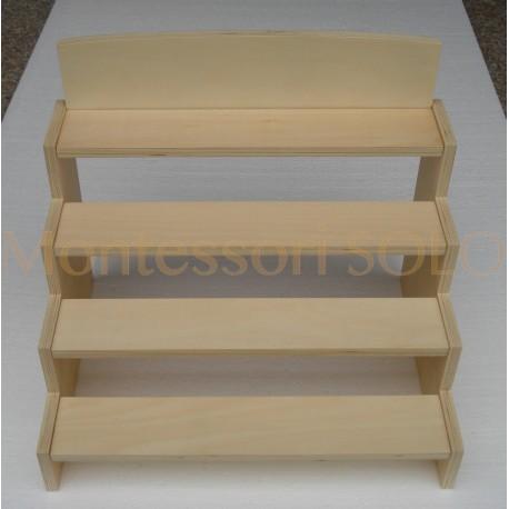Bloki z cylindrami - stojak