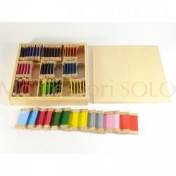 Tabliczki kolorowe - 63 tabliczki