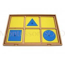 Komoda geometryczna- taca prezentacji