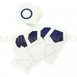Komoda geometryczna - karty