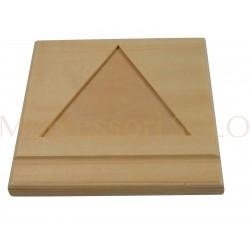 Podkładka do piramidy z Kolorowych pereł